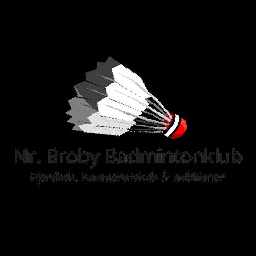 Nr. Broby Badmintonklub - sort